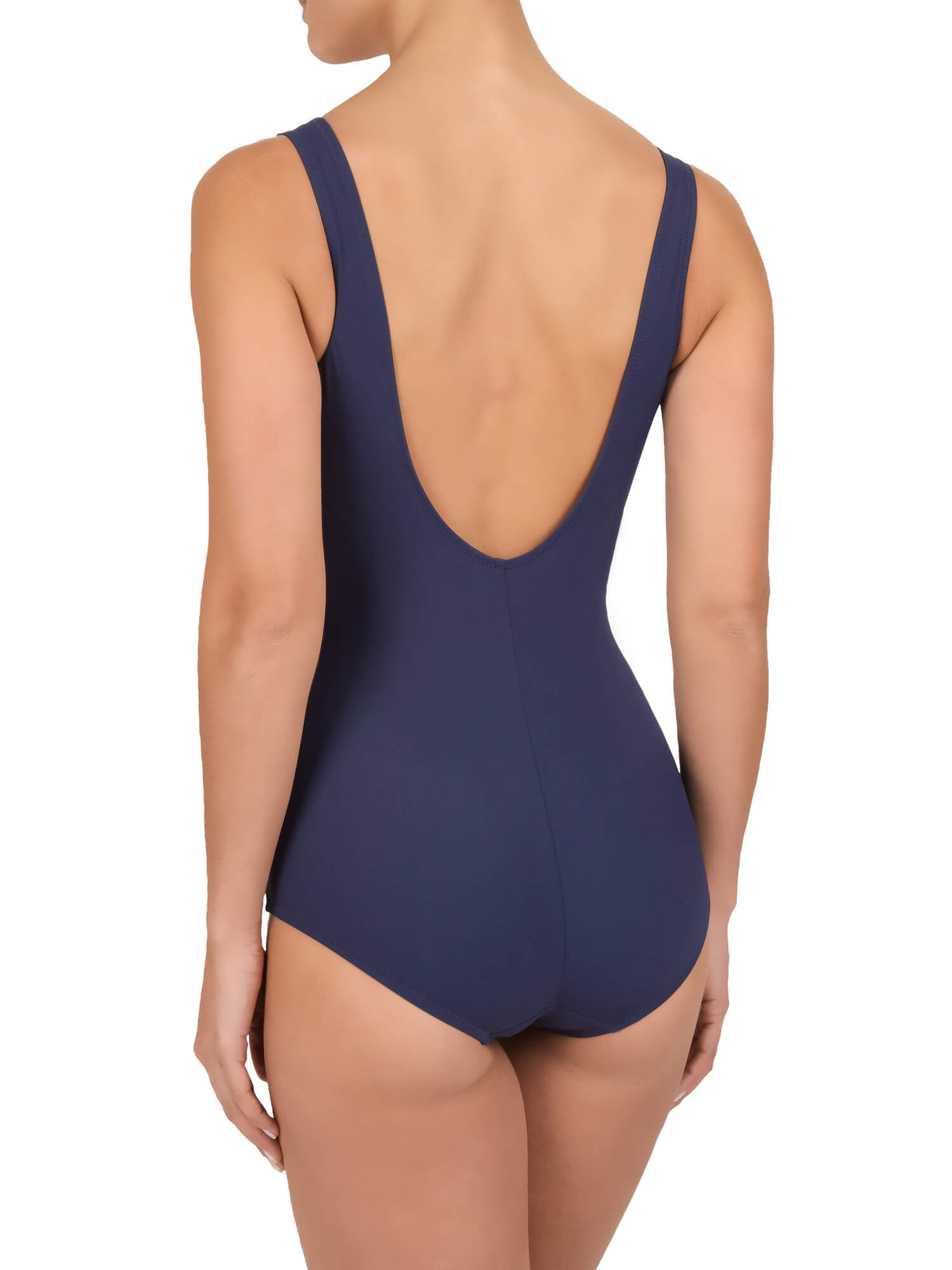 803ca3333b8 ... front · Felina One-piece swimsuit with inner support 5205202 CLASSIC  SHAPE back ...