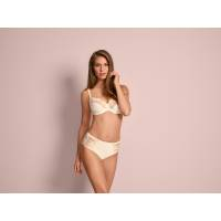 Felina Conturelle PROVENCE Underwire Bra 80505 vanilla set with 81305 briefs